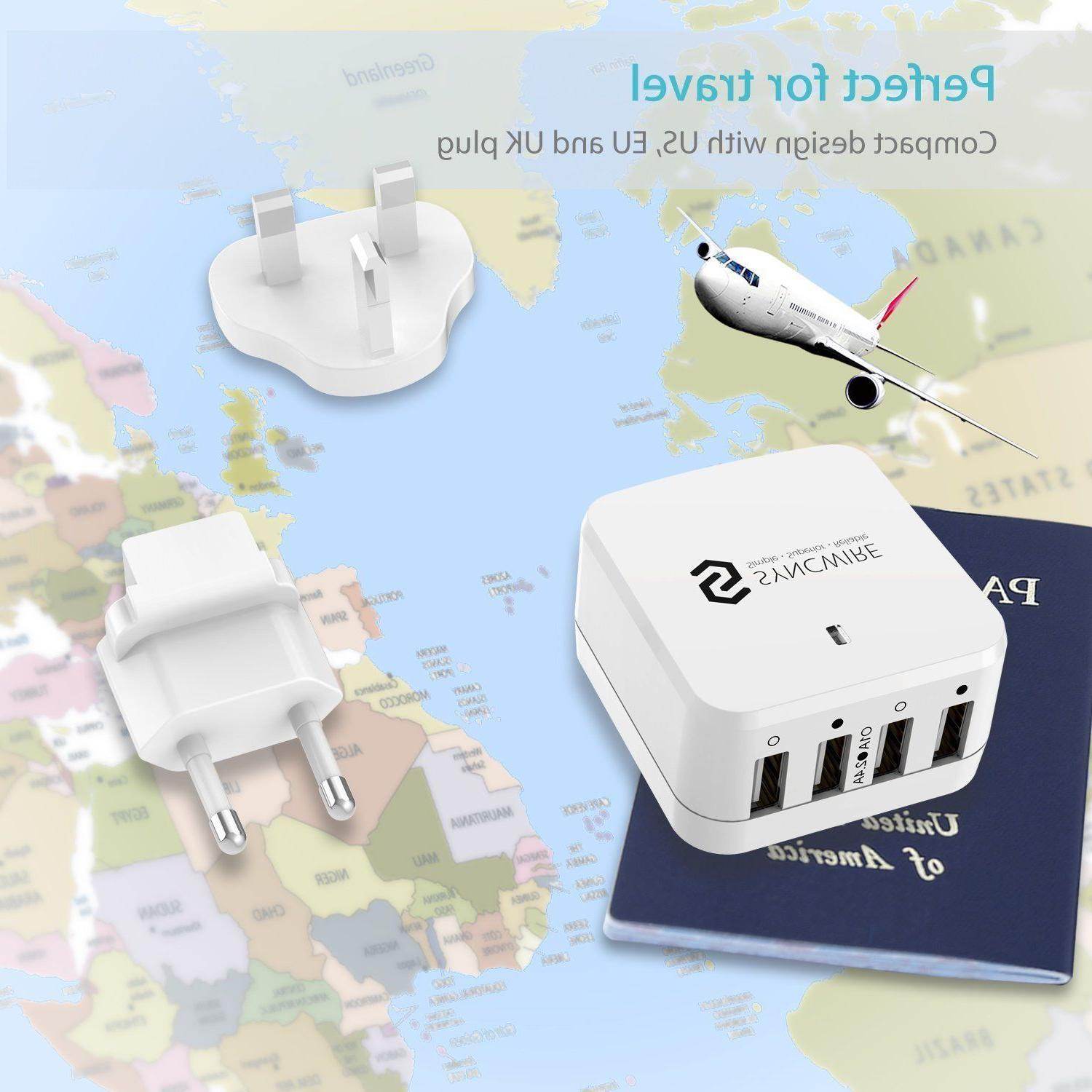 Syncwire USB Wall Charger for