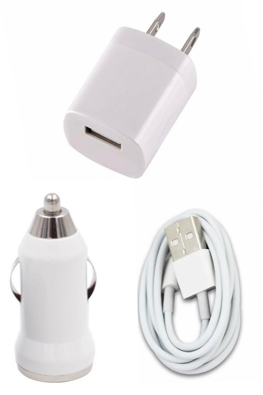 wall charging charger adapter 3ft usb data