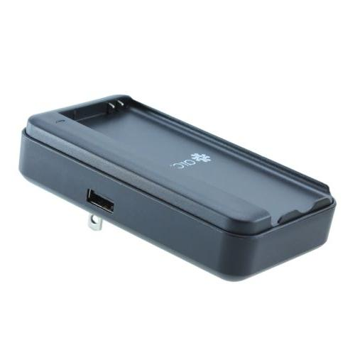 Wall Home AC Desktop Dock Battery Charger For Samsung Galaxy