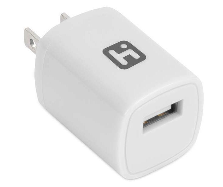 iHome White Charger USB - White