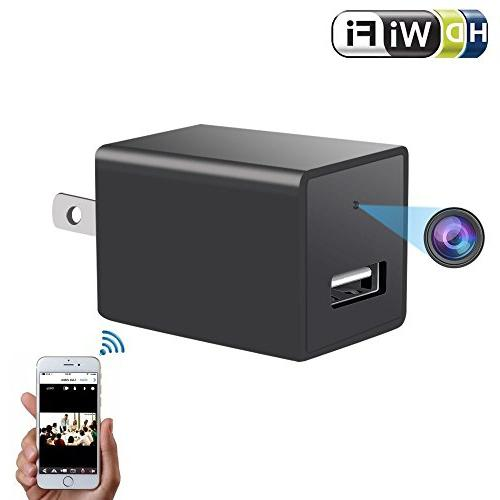wifi wall charger spy