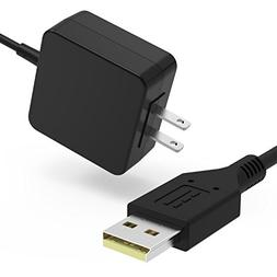 PowerSource 40W 6Ft Long Wall Plug AC-Adapter-Charger for L