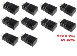 Lot 5/10 Home Charging Wall Charger US Plug For Samsung Gala