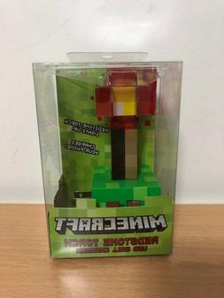 Minecraft Redstone Torch USB Wall Charger New In Package