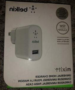 Belkin MIXIT iphone/Android  USB Wall Charger 2.4 Amp/12 Wat