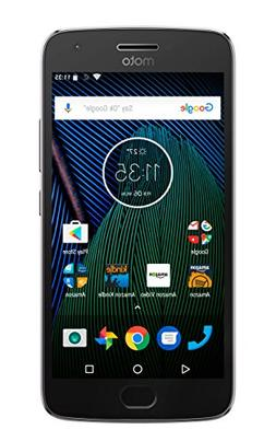 Moto G Plus  - Lunar Gray - 64 GB - Unlocked - Prime Exclusi