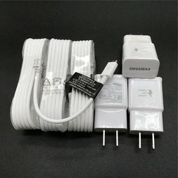 OEM Samsung Galaxy S7 S7 Edge S6 Wall Charger Fast Travel Ad