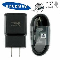 Original Fast Wall Charger For OEM Samsung Galaxy Note 8 9 S