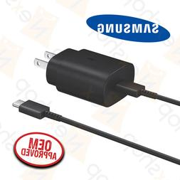 Original Samsung Galaxy S20 S20+ 25W Super Fast Wall Charger
