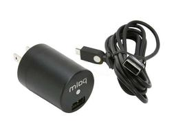 Original Palm Wall/Travel Charger with Micro USB Charging Ca