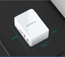 Portable Fast USB Wall Charger 5V 2A Home Travel Adapter for