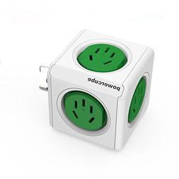 Power Cub Overload Protector Multi-outlet Extended Socket St