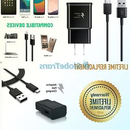 Samsung Galaxy S8/S8 Plus Adaptive Fast Charger Type-C 2.0 C
