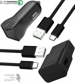 Ixir Samsung Note 9 Adaptive Fast Wall Charger with Type-C E