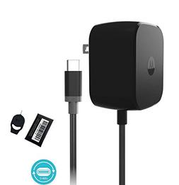 Motorola TurboPower 30W USB Type-C Fast Wall Charger SPN5912