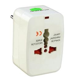 eForCity Universal World Wide Travel Charger Adapter Plug, W