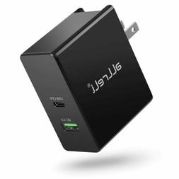 USB C PD Wall Charger 45W High-Speed& Smart Charge Power Ada
