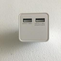 2 Pack USB Fast Wall Charger USB ChargerPower Adapter For
