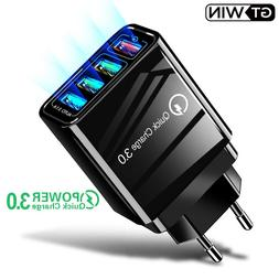 GTWIN USB <font><b>Charger</b></font> Fast Travel Mobile Pho