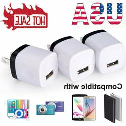 Ailkin USB Home Travel Protable Wall Charger 1Amp 1-Port USB