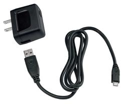 Motorola USB Wall Charger with Micro USB Data Cable - Bulk P