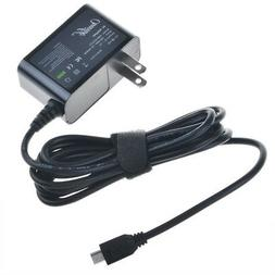 Omilik Wall Charger AC Adapter Cord for ANKER 10000 EXTERNAL