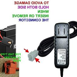 KHOI1971 WALL charger AC adapter for KID TRAX MOTO ATV Quad