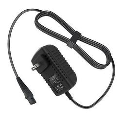 Wall Charger Power Supply Cord For Braun Shaver Series 7 790